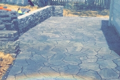 Paver Installation (Burns)