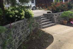 Retaining Wall 1 - After (Powell)