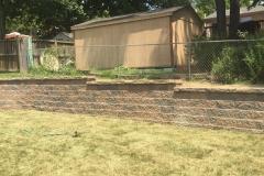 Retaining Wall (Oles)
