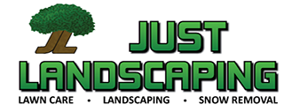 Just Landscaping Logo