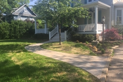 Walkway Paver Installation - After (Fitzpatrick)